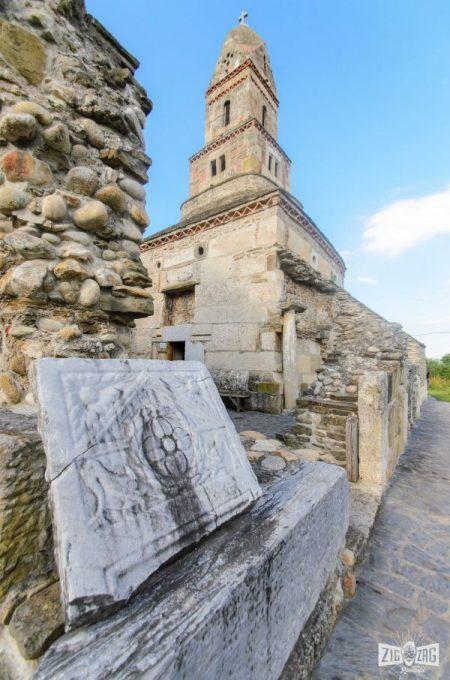 Biserica Densus Judetul Hunedoara
