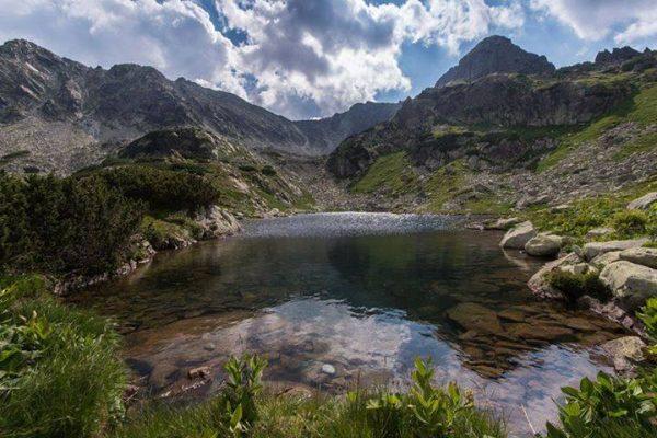 Lacul Florica Munții Retezat
