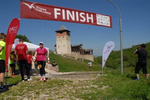 Geopark challenge județul Hunedoara