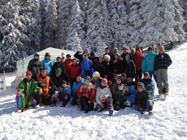 Serbările zăpezii evenimente turistice Parang